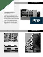Ficha tecnica de la casa del fascio