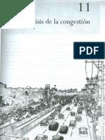 Ingeniería de Tránsito - Capítulo 11, Análisis de La Congestión