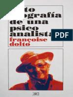 Dolto - Autobiografía de una Psicoanalista. - Copiar.pdf