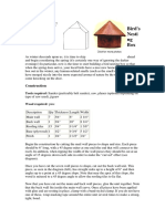 Bird House - nesting box.pdf