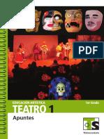 Telesecundaria(Primero) - Teatro1