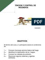 Prevencion y Control de Incendios v.1