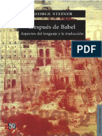 Steiner, George - Después de Babel.pdf
