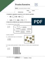 Prueba Sumativa Matematicas 2B Semana 05 2016MARZO