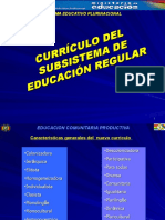 SUBSISTEMA Edu Regular