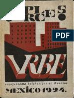 Maples ARCE 1924 Urbe.pdf