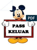 Pass Keluar