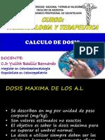 CALCULO DE DOSIS - A.L.pptx