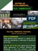 SGA Politicas Ambientales