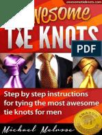 Awesome Tie Knots.pdf