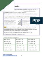 Decimales 2 Multiplicar Decimales