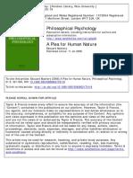 MACHERY -- A Plea for Human Nature.pdf
