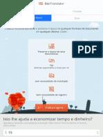 Tradutor Online de Documentos Grátis – Preserve o layout de seus documentos (Word, PDF, Excel, Power