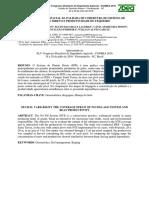 Variabilidade Espacial Da Palhada de Cobertura Do Sistema de Plantio Direto e Produtividade Do Feijoeiro
