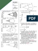 Trigonometria Sector Circular