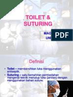 5.3 Toilet & Suture 5.3