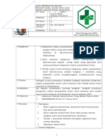 SPO 4 Penilaian Ketepatan Waktu Penyerahan Hasil, Hasil Evaluasi Dan Tindak Lanjut Hasil Evaluasi (2)