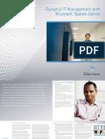 System Center Brochure