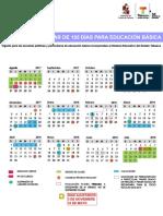 Calendarioescolar195días