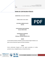 Guia Legislacion Comercial a La Contabilidad II Segundo Semestre Contaduria