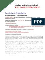 Manual de Politici Contabile Pt Institutii Publice