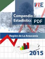 Compendio Estadístico Regional 2015 - La Araucanía