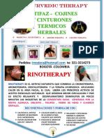 Ayurvedic Terapy Pendon Rinotherapy