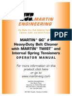Manual - QC#1 HD With Twist Tensioner