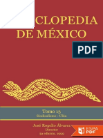 Enciclopedia de Mexico - Tomo 1 - Jose Rogelio Alvarez