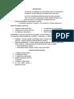 Sistema Respiratorio (Histologia)