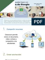 20 cosas de Google classroom.pdf