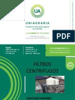 filtros centrifugos
