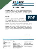 01. TB Kleanall-EX