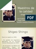 Administracion y Calidad Shigeo Shingo