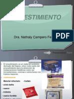 Materiales Dentales- 5.- Revestimiento