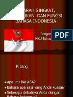 Kuliah2_Sejarahm Fungsi Dan Kedududkan