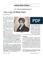 Eir - David Shavin - The Case of Niels Abel