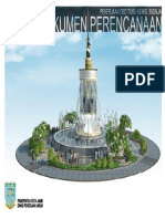 Tugu Keris Siginjai Final