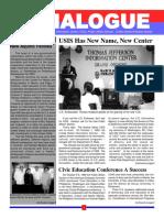 Us Govt-usis-state Dept Merger 1999