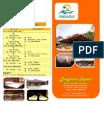 Brochure Langkisau Resort Hotel & Restaurant(1)