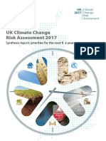 UK CCRA 2017 Synthesis Report Committee on Climate Change