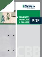 Cementos - Fabricacion y clasificacion (cementos Bio-Bio).pdf