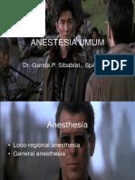 Anestesia Umum 2