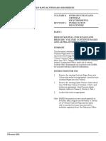 PART I Design manual for roads & bridges