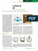 Ophthalmology femtosecond laser