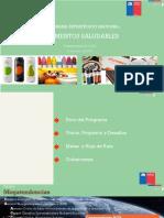 PPTCPIE PEN Alimentos-Saludables 18 Marzo 2016