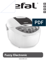 Tefal Fuzzy Rice Cooker