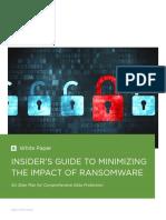 White Paper Impact Ransomware Q118 CON 10743