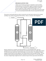 Desulfurization by Hot Zinc Oxide