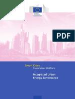 Integrated Urban Energy Governance